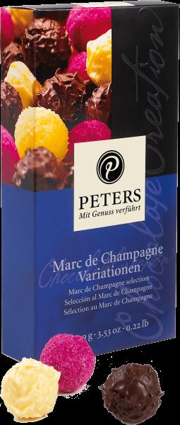 Marc de Champagne-Variationen 100g