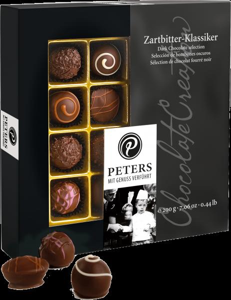 Zartbitter-Klassiker 200g