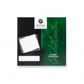Feine Nougat Variationen | personalisiert l PETERS Pralinen