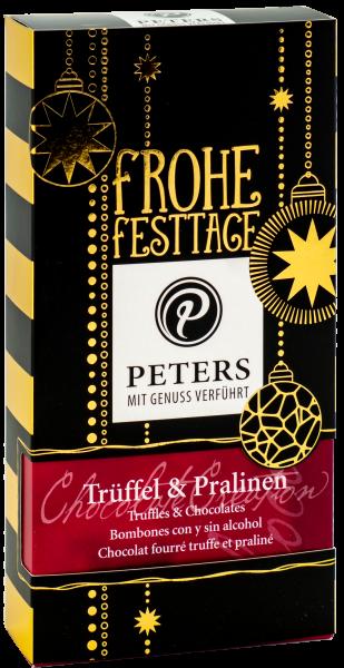 Frohe Festtage | Trüffel & Pralinen - 100g