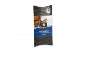 Stevia-Schokolade Vollmilch