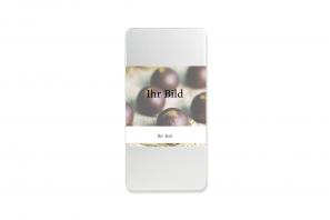 Pecarée Nuss Nougat alkoholfrei | individualisiert | PETERS Pralinen