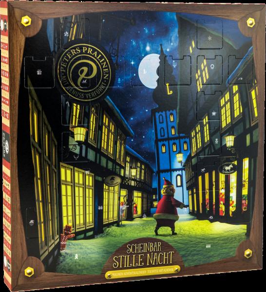AUGMENTED REALITY | Scheinbar Stille Nacht Adventskalender mit Alkohol