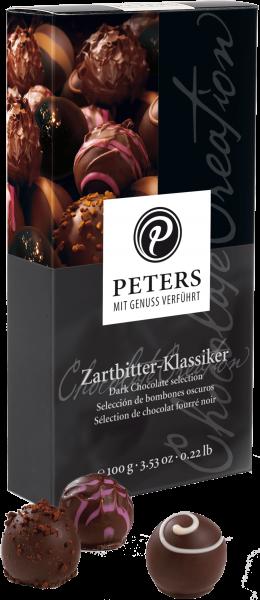 Zartbitter-Klassiker - 100g