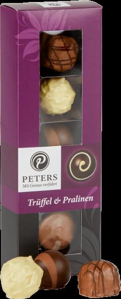 5er Trüffel & Pralinen - 62g