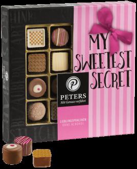 My Sweetest Secret | Pralinen-Mischung alkoholfrei - 200g