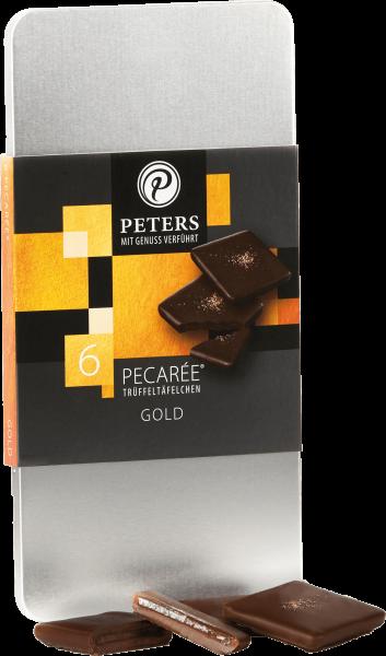 6er Pecarée ® Goldgenuss 63g