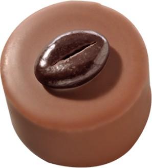 Kaffee-Vanille Trüffel