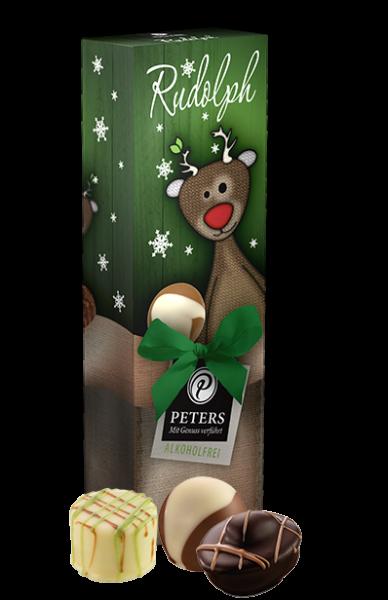 """""""Rudolph"""" Pralinenmischung ohne Alkohol"""