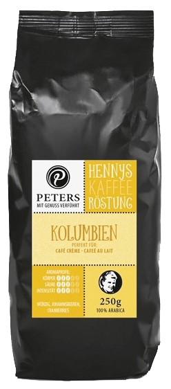 Henny's Röstung | Kaffee - Kolumbien 250g