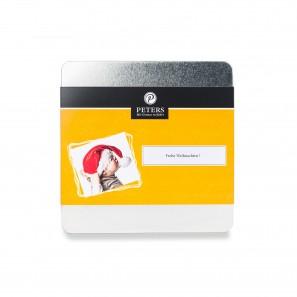 Käsegebäck-Mischung 155 g (personalisiert) l PETERS Pralinen