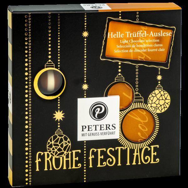 Frohe Festtage | Helle Trüffel-Auslese - 200g