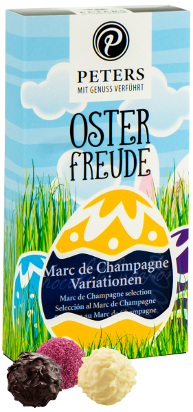 Osterfreude | Marc de Champagne-Variationen 100g