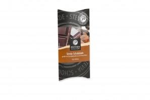 Stevia Schokolade Zartbitter