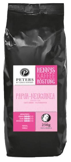 Henny's Röstung | Kaffee - Papua-Neuguinea 250g