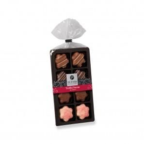 Trüffel Schokolade - Trüffelsterne