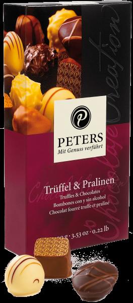 Trüffel & Pralinen - 100g