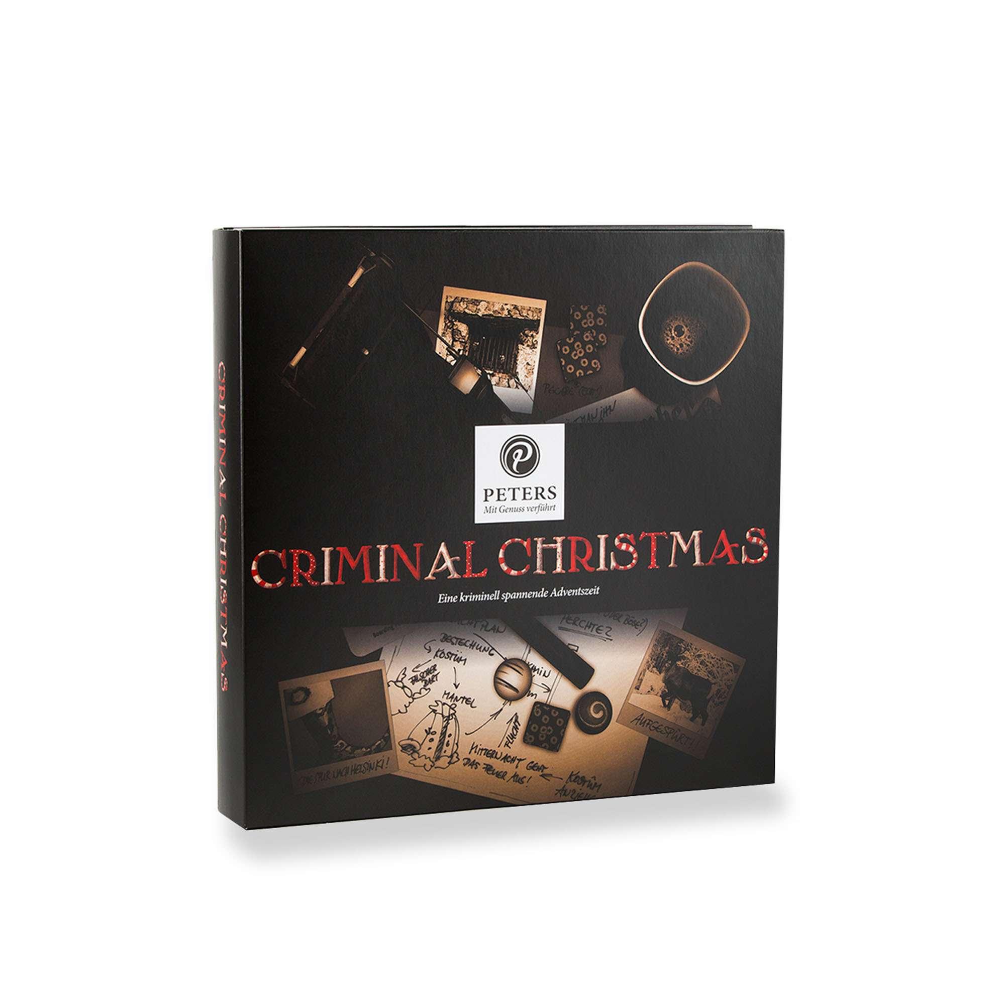Krimi Weihnachtskalender.Adventskalender Online Bestellen L Peters Pralinen