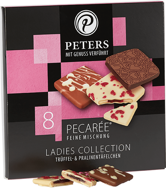Ladies Collection | 8er Pecarée ®-Mischung - 85g