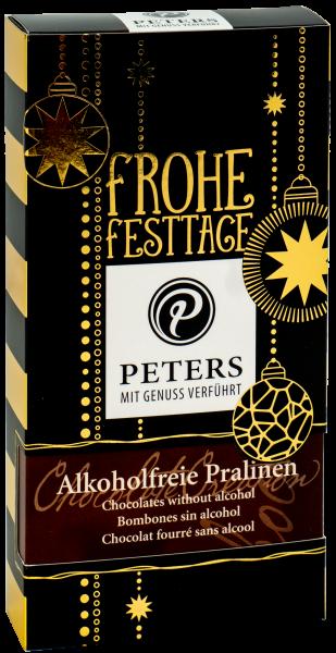 Frohe Festtage | Alkoholfreie Pralinen 100g