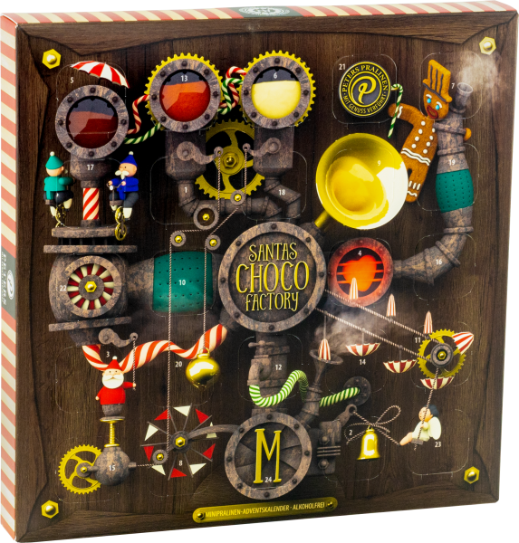 AUGMENTED REALITY | Santas Choco Factory Mini-Adventskalender