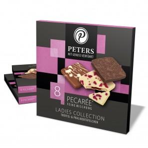 Pecarée ® Mischung - Ladies Collection l PETERS Pralinen