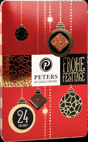 Frohe Festtage | 24er Pecarée ®-Mischung 255g