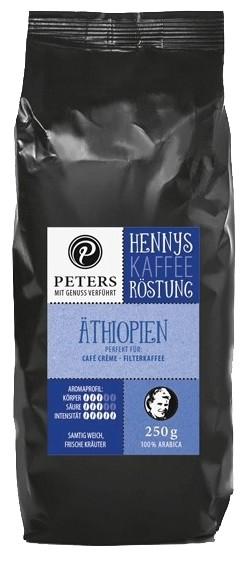 Henny's Röstung   Kaffee - Äthiopien 250g