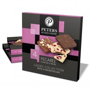 Pecarée ®-Mischung - Ladies Collection 4er