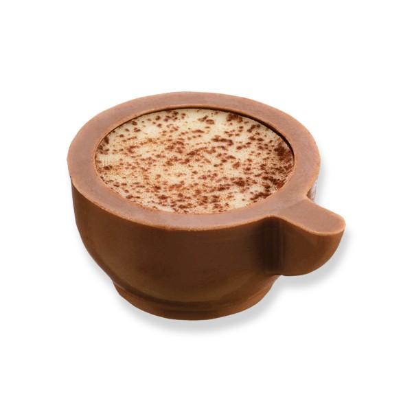 Cappuccino Tässchen Praline